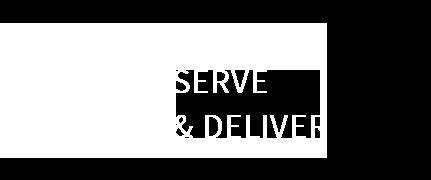 Serve & Deliver
